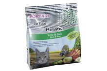 Porta 21 Holístico Gato Pato Arroz 2kg