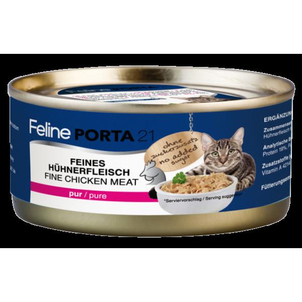 feline-porta-21-alimentacion-humeda-natural-pollo-156gr
