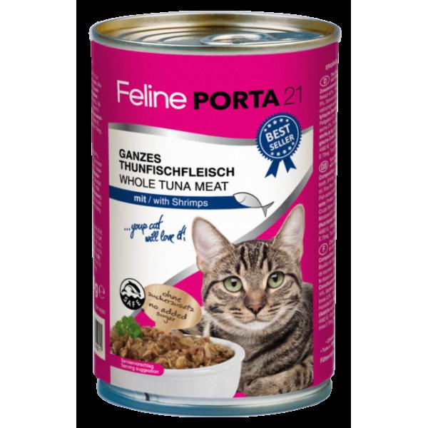 feline-porta-21-alimentacion-natural-humeda-atun-gambas400gr